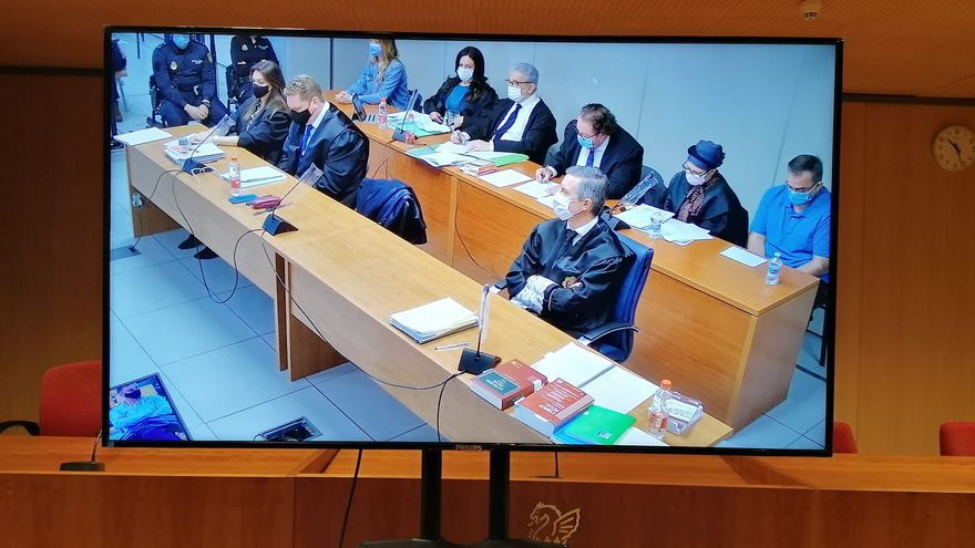 Los nueve miembros del jurado del Caso Maje se reúnen para deliberar: ¿culpables o no culpables?