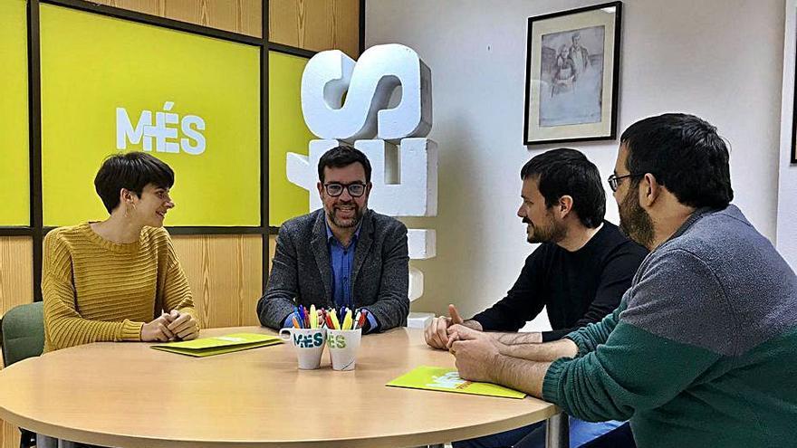 Més sondea una alianza estable que sume a ERC, Bildu, BNG y Compromís