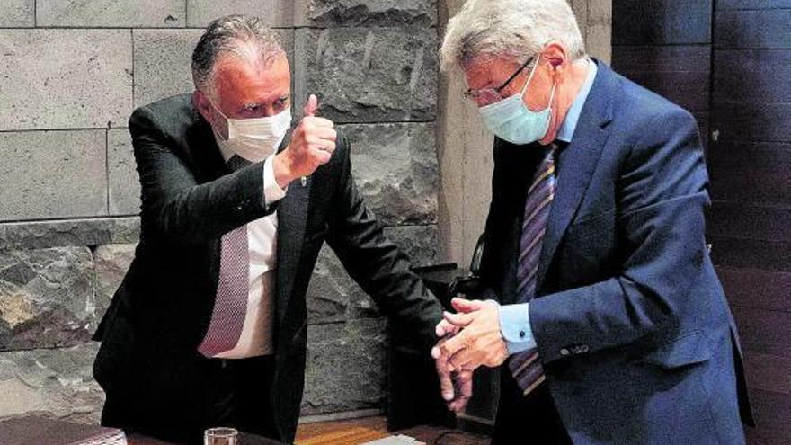 Canarias repartirá entre sus 88 municipios casi 300 millones