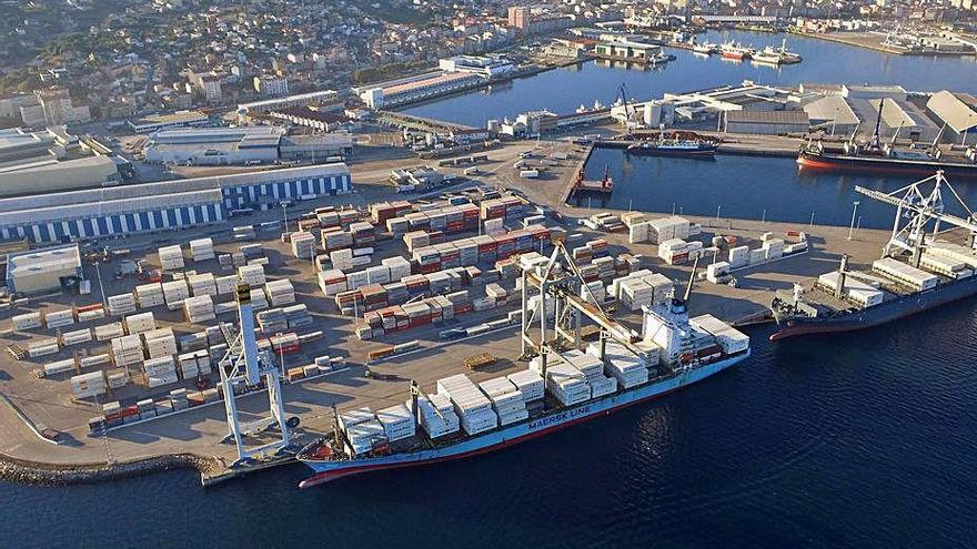 Dos litigios judiciales amenazan con costarle al Puerto de Marín más de un millón de euros