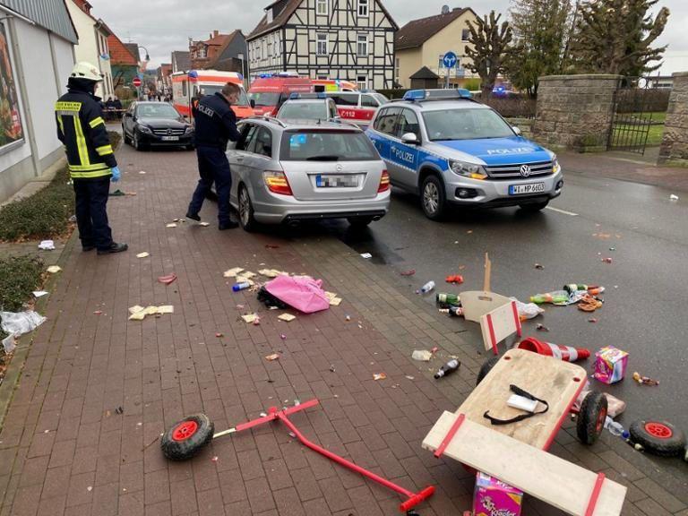 Atropellament durant un carnaval a Alemanya