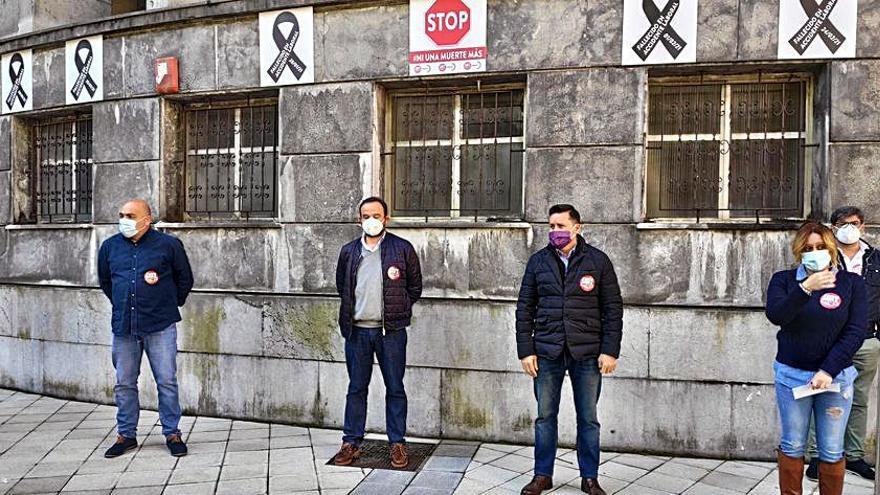 UGT urge medidas para atajar los accidentes laborales en Asturias