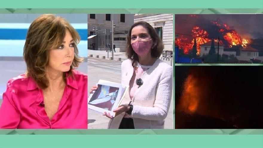 """Ana Rosa, muy dura con la ministra de Turismo: """"Pocas meteduras de pata mayores que esta"""""""