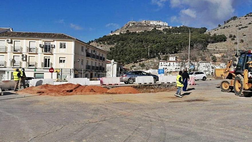 Archidona tendrá rotonda en el acceso de los Molinillos