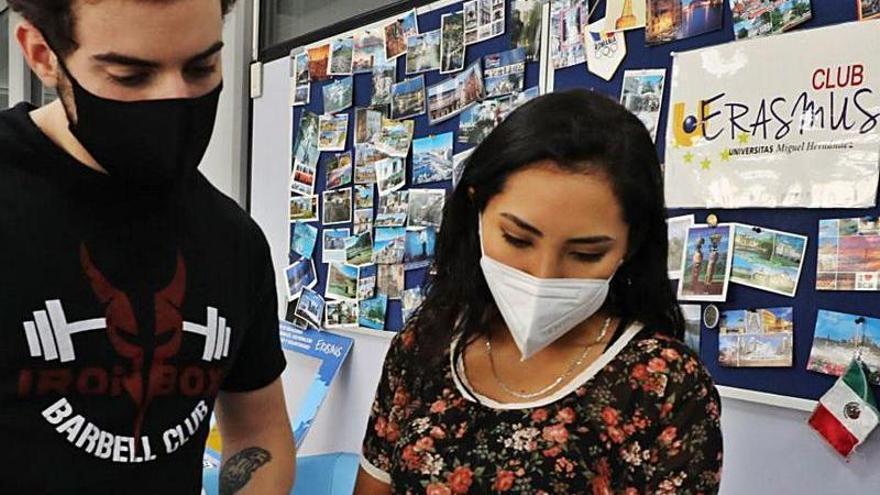 Más de 800 Erasmus de la provincia estarán totalmente vacunados al inicio de agosto