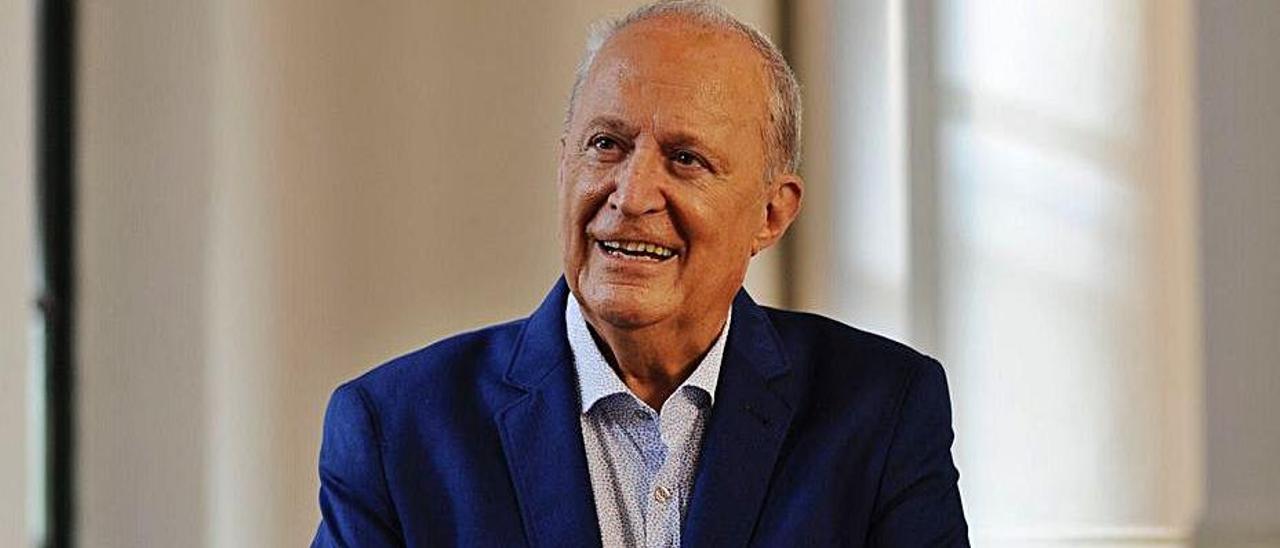 Fernando García de Cortázar.