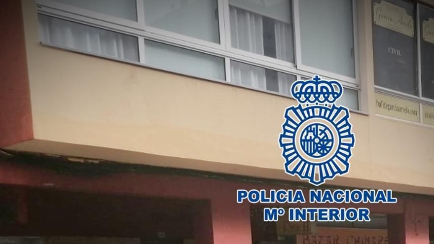 Detenido por robar en dos viviendas habitadas de La Laguna (Tenerife) en una hora
