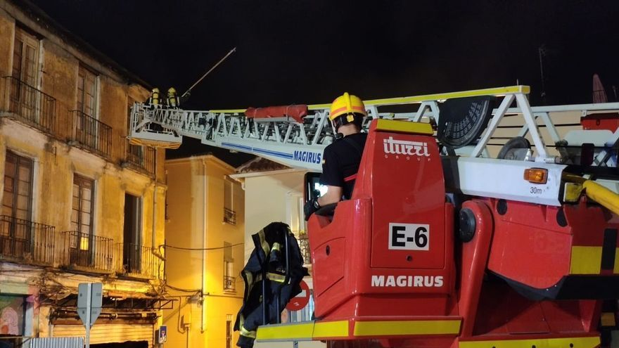 Aprobadas las bases específicas para 246 plazas de promoción interna en bomberos de Málaga