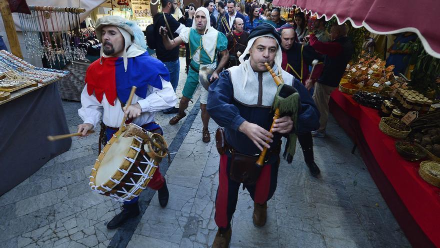 El Festival Medieval apuesta este año por los artistas locales