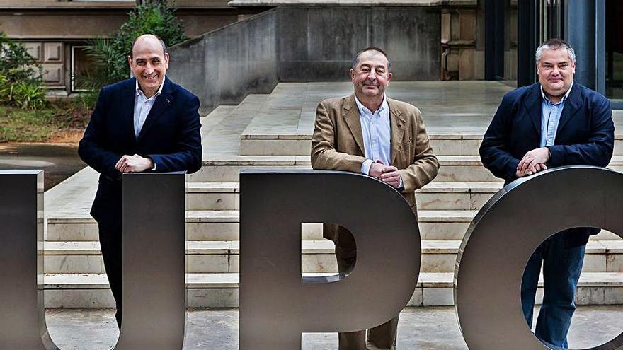 El ibicenco Francesc Torres opta a la reelección como rector de la UPC