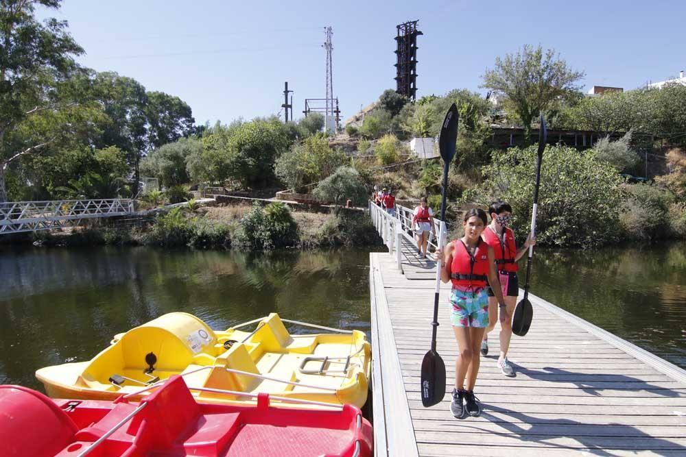 Turismo rural y de aventura en Córdoba en Río secreto
