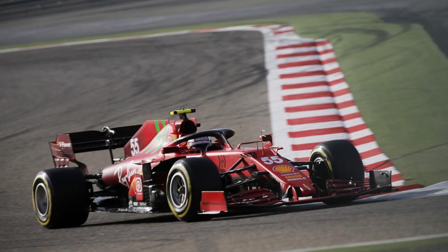Así queda la parrilla de salida de F1 para el GP de Bahréin