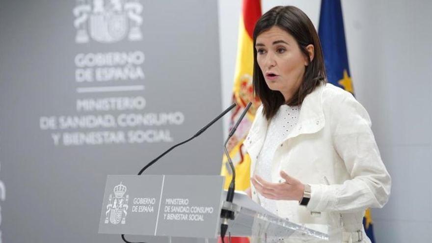 La jueza archiva el caso del máster de Carmen Montón