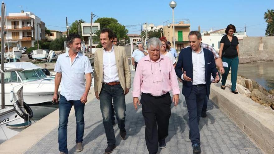 El Ejecutivo se quedará con  once viviendas levantadas en zona portuaria ilegalmente