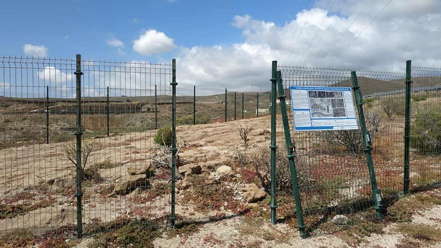 Nuevo atentado contra el patrimonio arqueológico en Arico