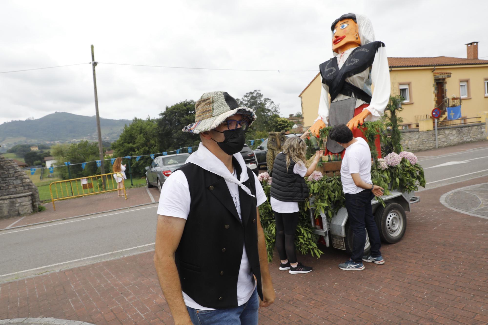 Fiestas en Granda