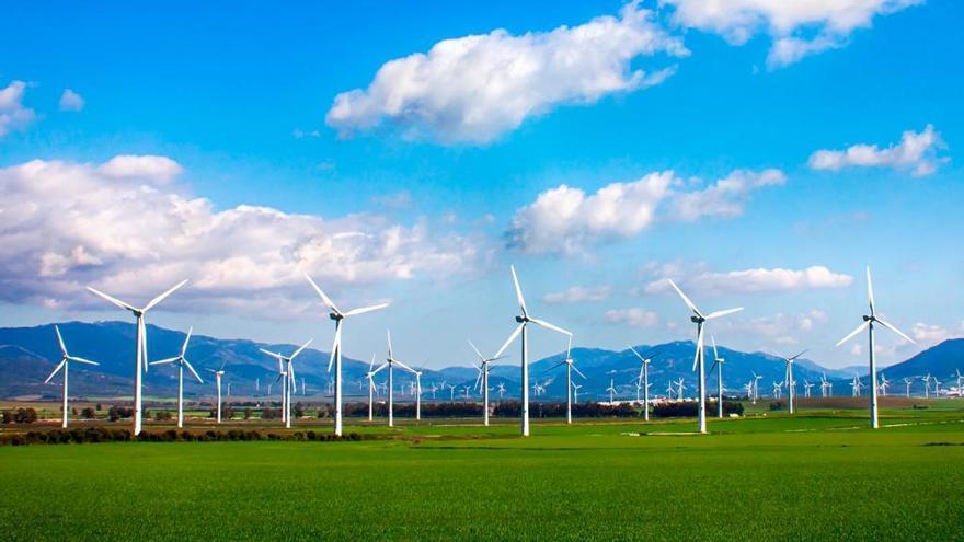 La energía eólica, un motor cada vez más eficaz para la sostenibilidad del planeta