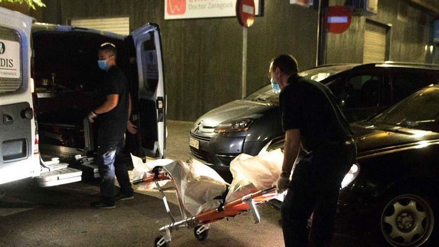 Detenido por asesinar a su pareja en Valencia