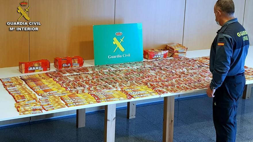 Decomisan 3.656 petardos en un local de Pontevedra sin permiso para su venta
