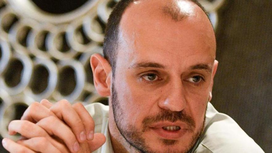 Carlos Jiménez deja la dirección deportiva de Unicaja