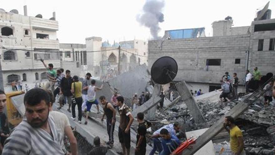 El Principado destina 100.000 euros a ayudar a los palestinos de la Franja de Gaza