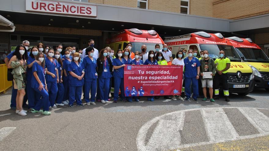 Sobrecarga en Urgencias por patologías no covid agravadas durante la pandemia