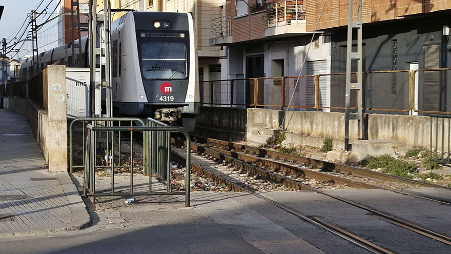 El PSPV exige inversiones para que el metro sea realmente un eje vertebrador