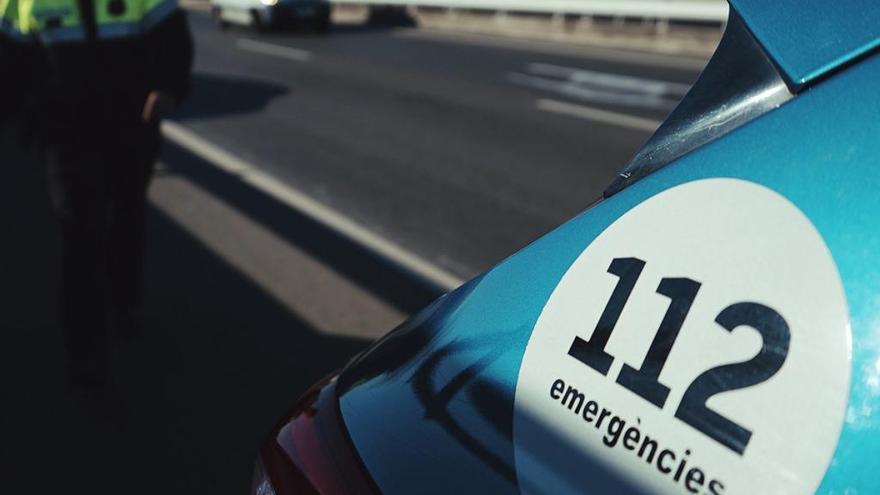 El conductor d'un ciclomotor, menor d'edat, ha mort en un accident a Quart