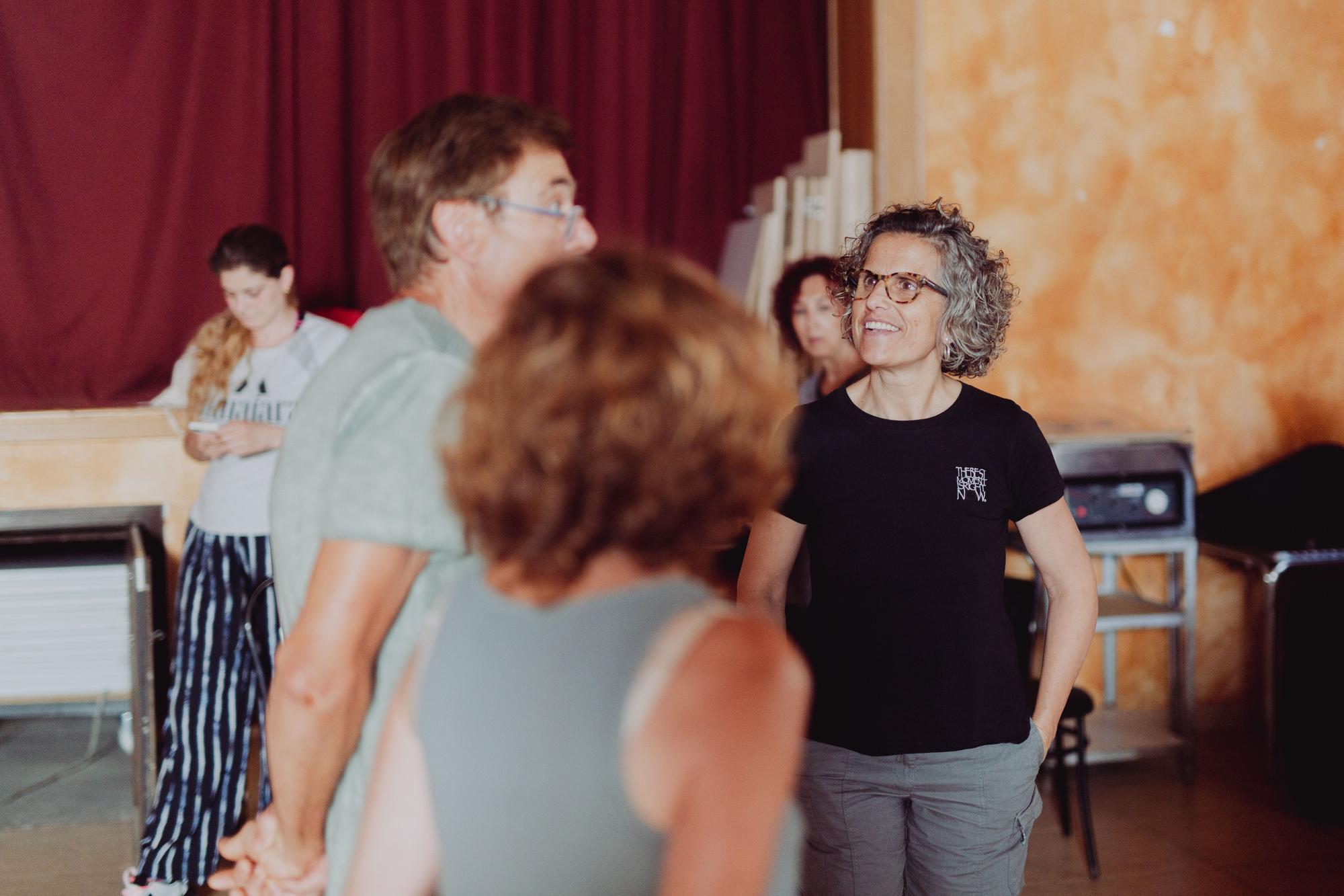 El Festival Fastt comença les sessions d'assaig d'un dels espectacles que veurà la llum durant el festival