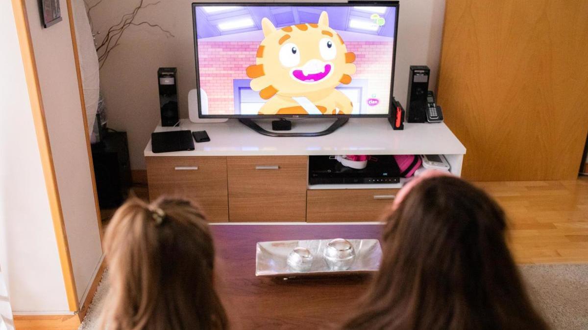 Récord histórico en consumo televisivo.