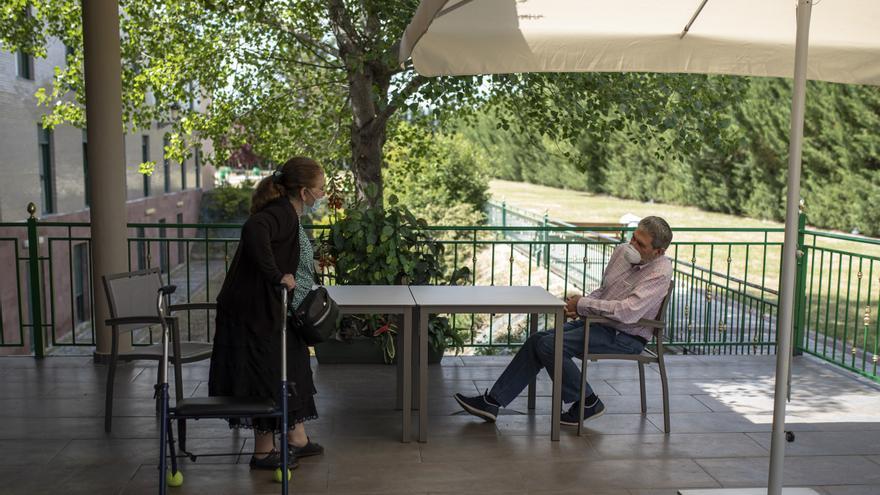 Las residencias de Zamora se normalizan tras el embate del COVID