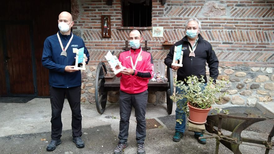 Asturias, subcampeona de España de pesca de salmónidos a mosca, categoría máster