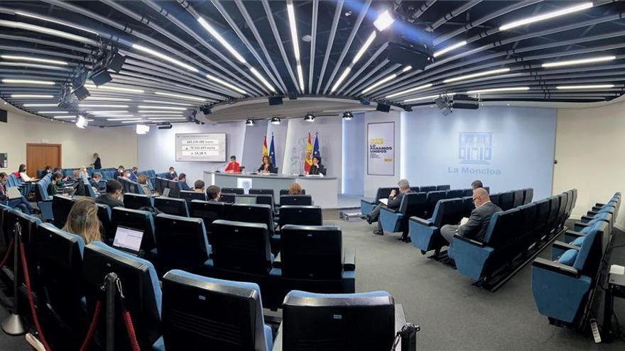 El Gobierno permite a Extremadura endeudarse hasta 639 millones