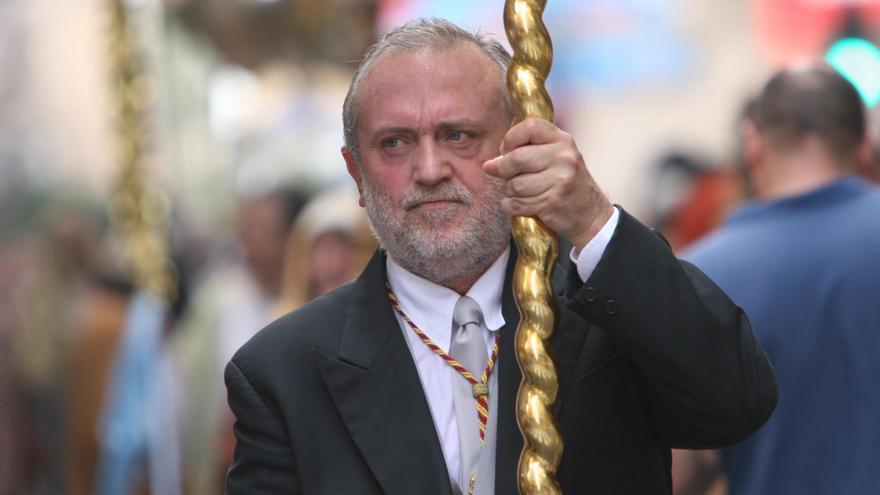 Último adiós a Joaquín Serrano