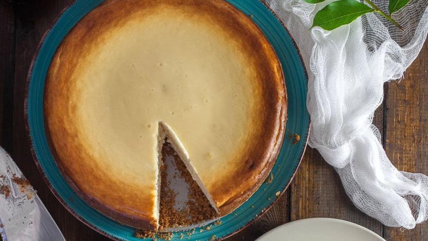 Tarta de queso al microondas: una tarta en 5 minutos