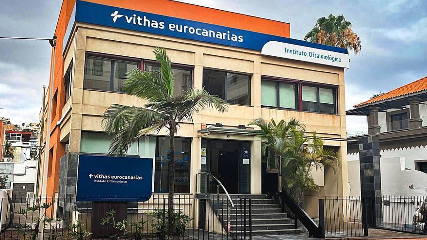 Vithas Eurocanarias pone en marcha el Instituto de la Retina