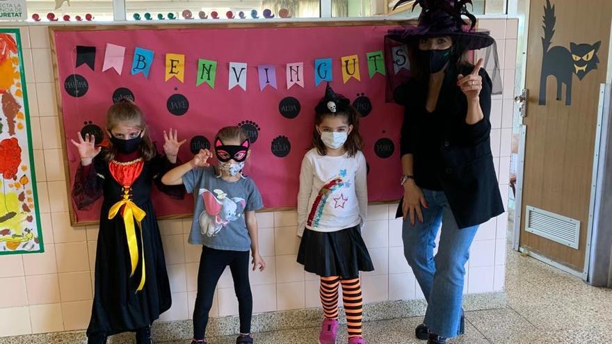 El colegio CIDE vive la fiesta de Halloween