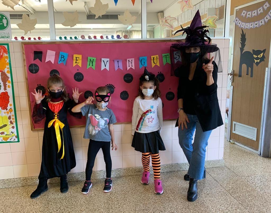 Colegio CIDE Halloween