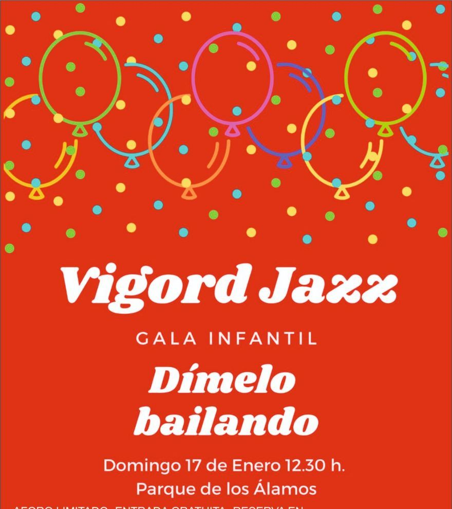 'Gala Infantil' con Vigord Jazz
