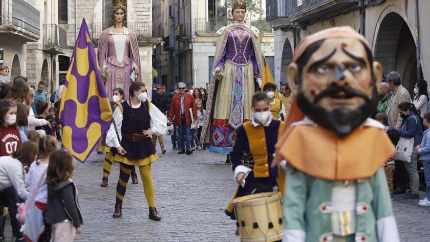 Fires de Girona: el programa del diumenge 31 d'octubre