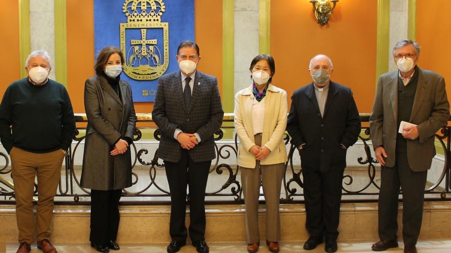 Oviedo ficha a cinco expertos para ser Patrimonio de la Humanidad