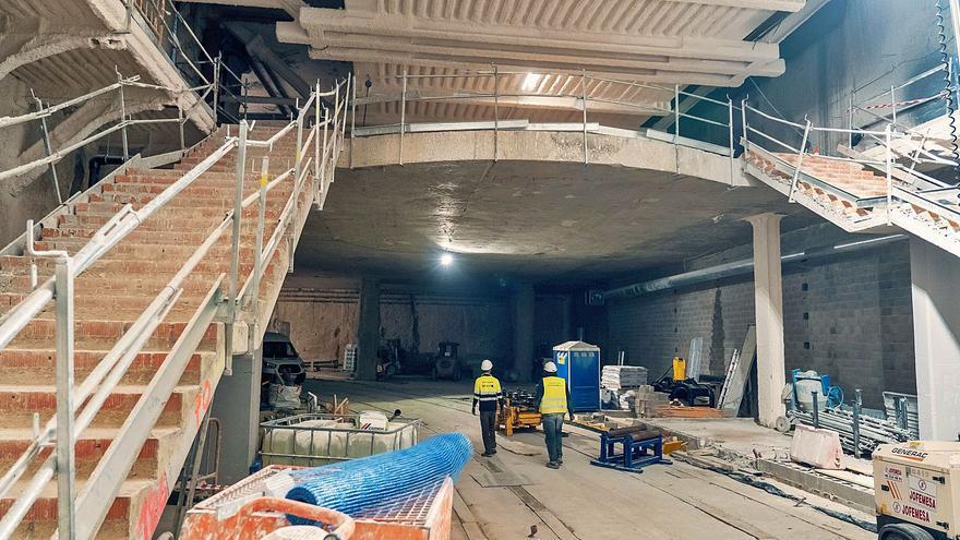 El Consell impulsa en un mismo procedimiento las tres líneas de Metro al Marítimo y a La Fe