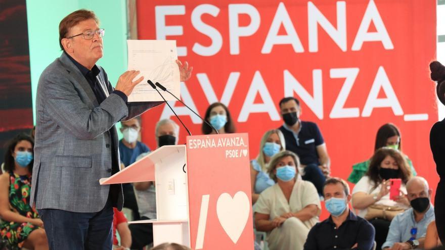 """Puig destaca el """"liderazgo de Sánchez en Europa"""" y pide aprovechar la gran oportunidad de actualizar la socialdemocracia"""