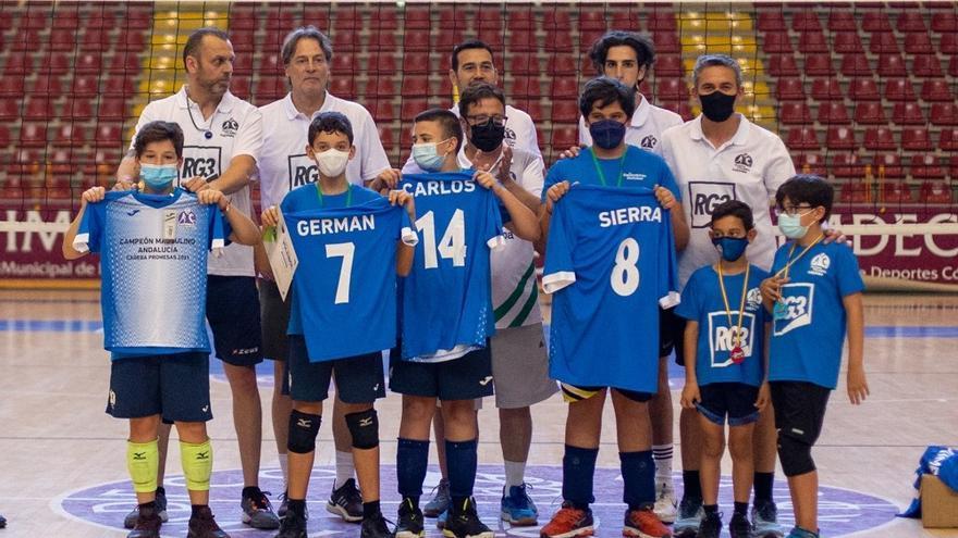 El Campus Ciudad de Córdoba de voleibol alcanza el rango de internacional