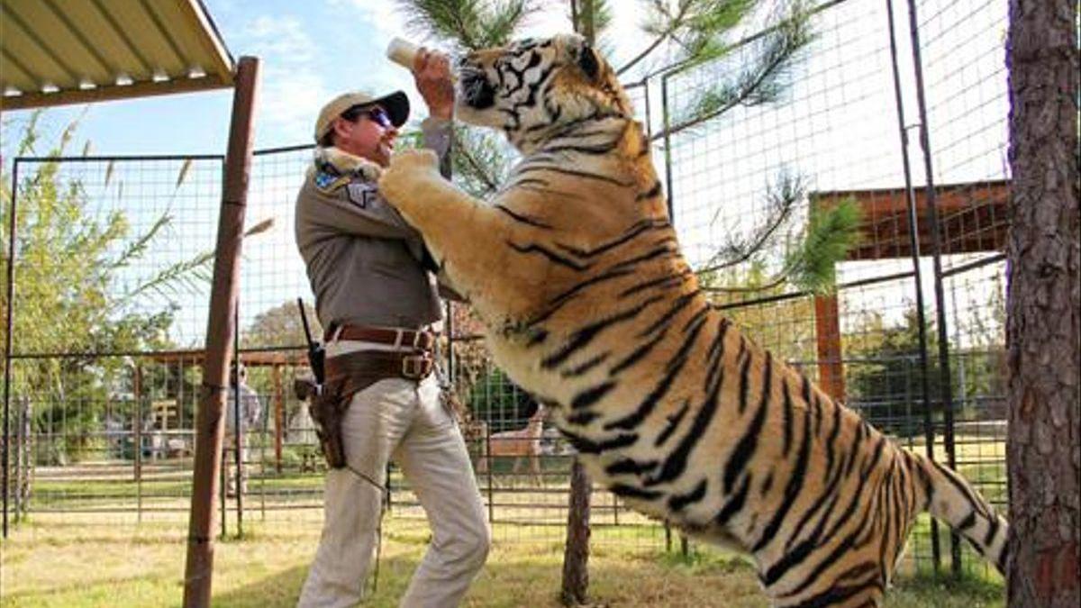 Donald Trump niega el indulto al 'Tiger King' Joe Exotic