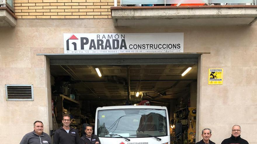 Construccions Ramón parada: Mig segle d'experiència