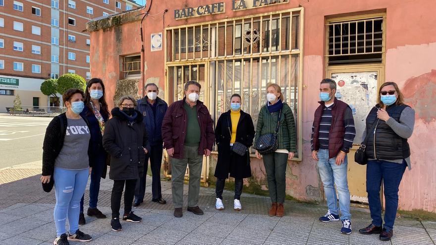 """Vox alerta del """"escándalo"""" del """"tráfico de drogas"""" en Ventanielles (Oviedo) y urge una solución"""