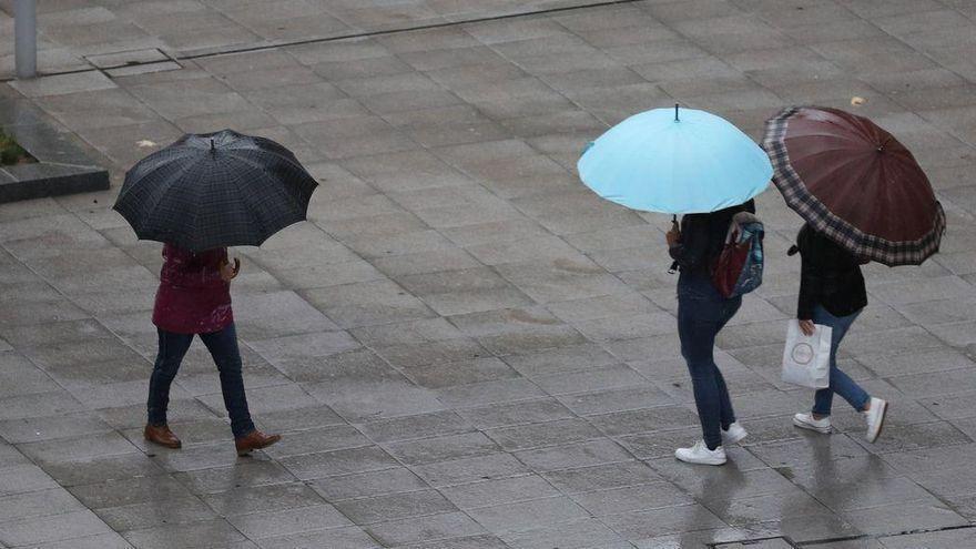 Las lluvias y el frío llegan esta semana a Castellón