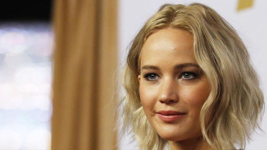 L'actriu Jennifer Lawrence està embarassada del seu primer fill