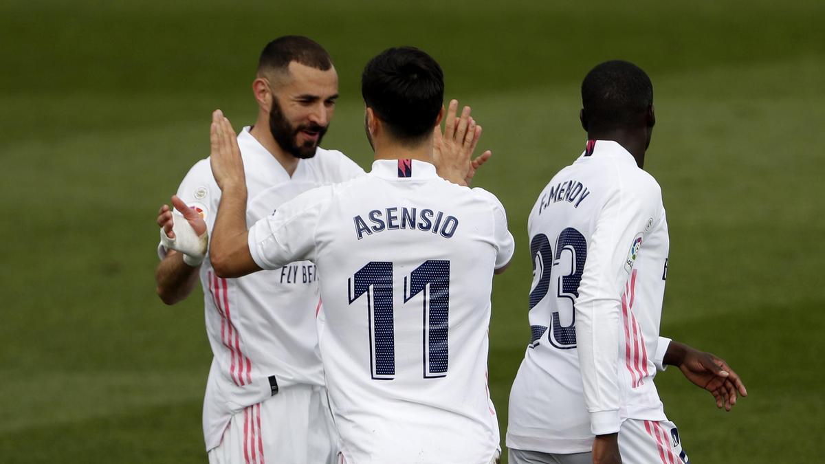 El Real Madrid, mermado por las bajas, visita al Getafe.